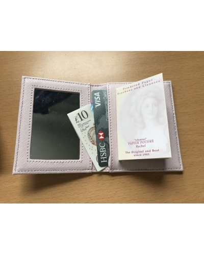 White - Box 12 - 65 leaf Plus FREE Wallet and Mirror