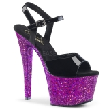 Sky309 glitter shoes