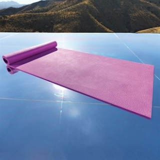 Yoga Mat with carry strap 7 colours