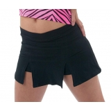 Pole Dance Split Skort