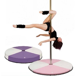 Studio Pole Mat 8inches..