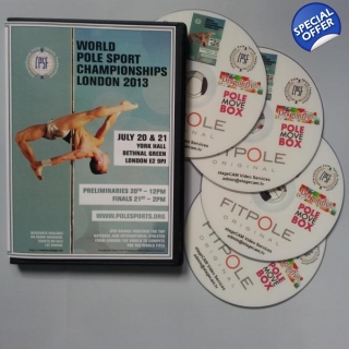 DVD 2013 World Pole Spo..