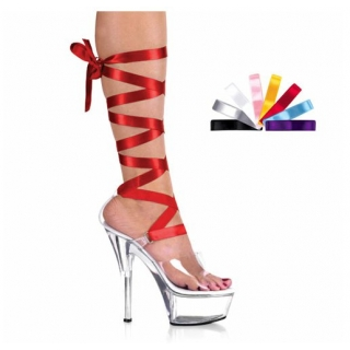 Multi-ribbon shoes