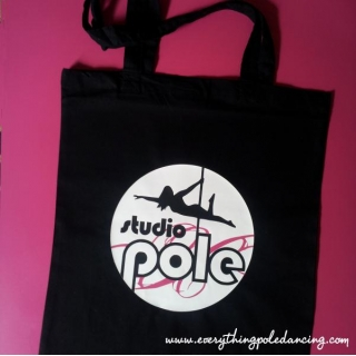 Pole Studio Logo Bag