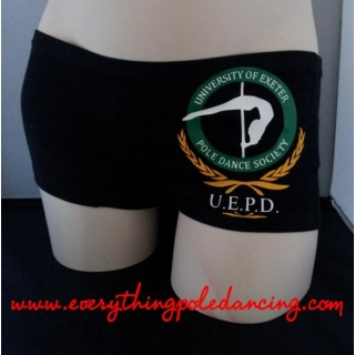 School Logo Shorts