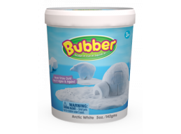Bubber Bucket 200g White