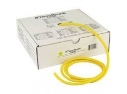 TheraBand®  Tubing - Yellow - Thin - 1m