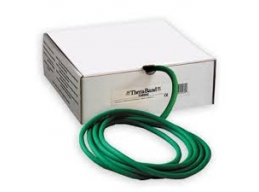 TheraBand®  Tubing - GREEN - Heavy - 1m