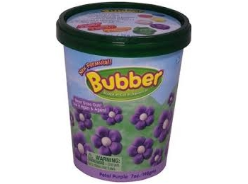 Bubber Bucket 200g Purple