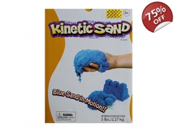 KINETIC SAND 2.2KG - BLUE