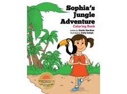 Sophia's Jungle Adventure Coloring Book