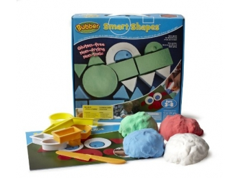 Bubber Smart Shapes Pack
