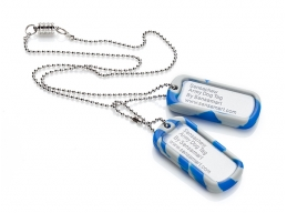 Sensachew Dog Tag