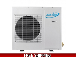 Aircon 24000 BTU Custom Multi-Split Mini Split Heat Pump AC
