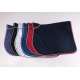 Twin Bound Saddle Cloth