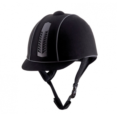 Reflective 'Pro' Ventilated Riding Hat