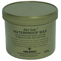 Waterproof Wax 400g - Gold Label