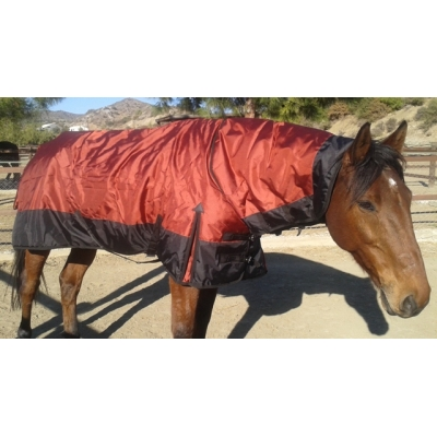 Heavyweight CyLP Combo Turnout Rug