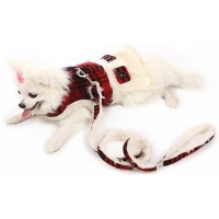 Fur Jacket Harness - Lovabledog