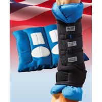 Bi-polar Magnet Boot Wraps - Prem..